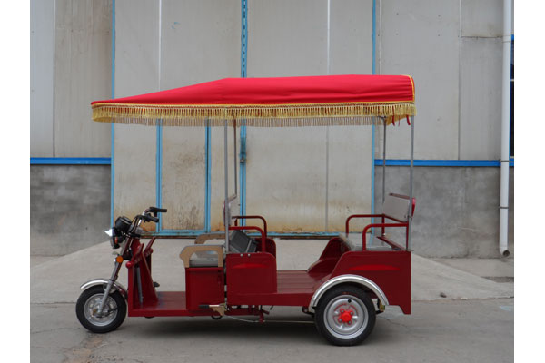 two passenger tricycle