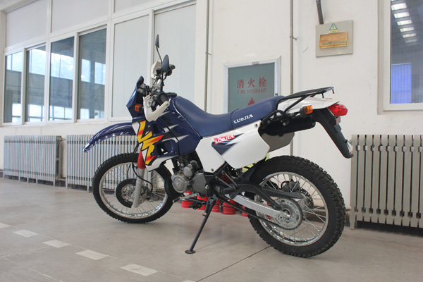 Off road motorcycle