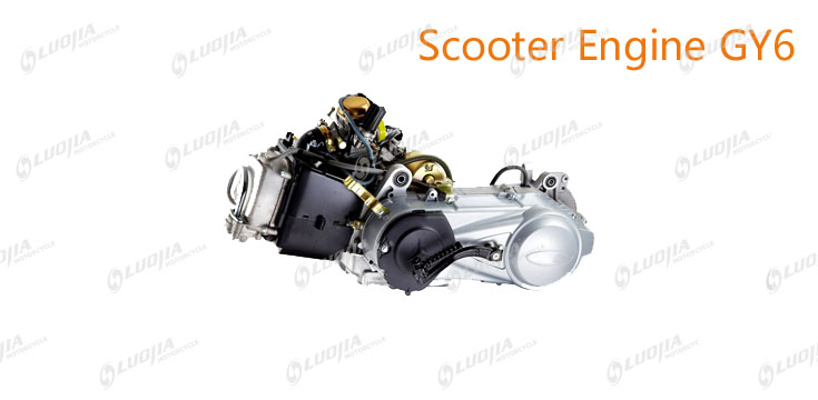 Scooter Engine GY6