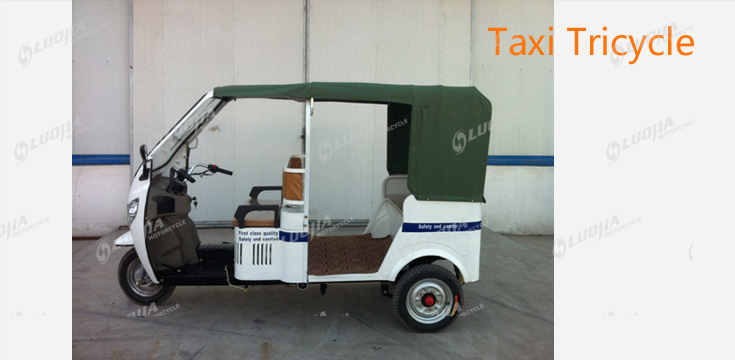 Taxi Tricycle